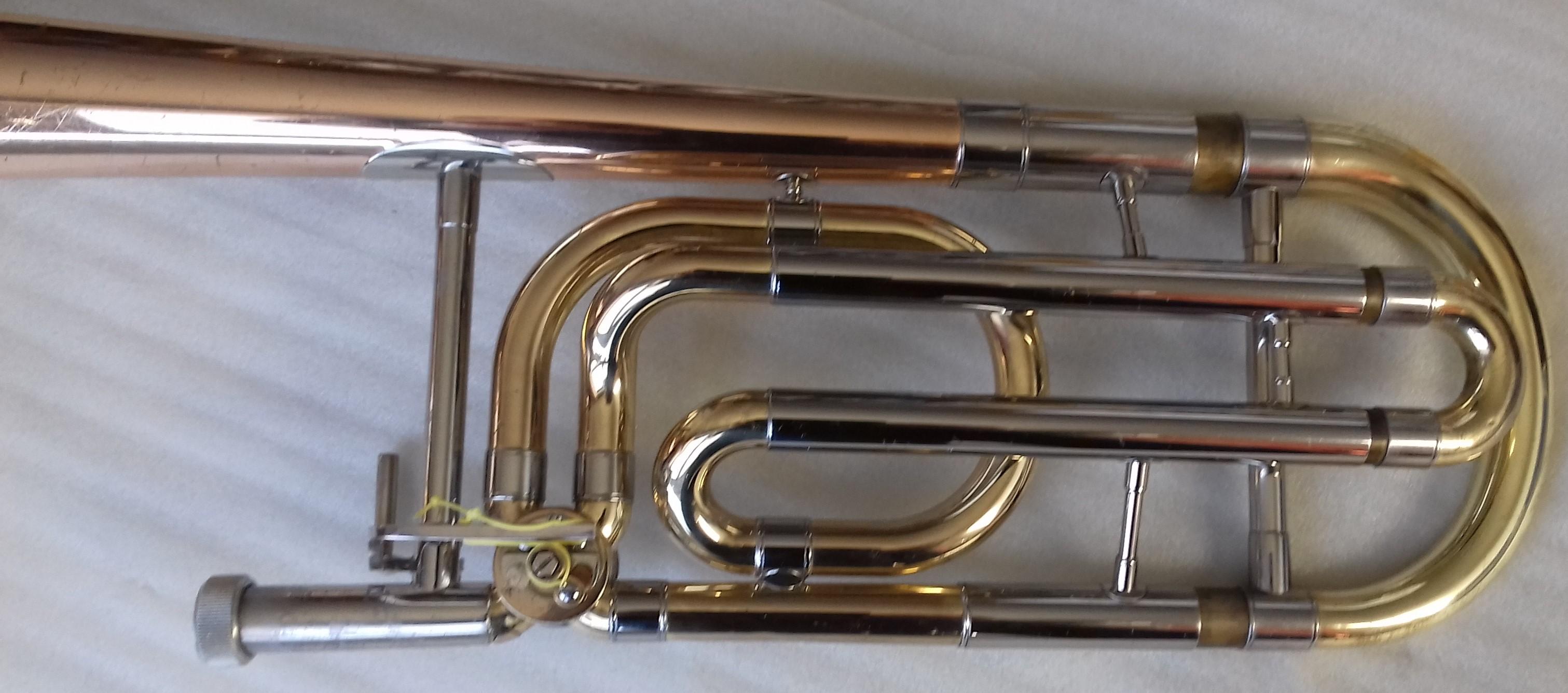 Yamaha YBL 321 bass trombone