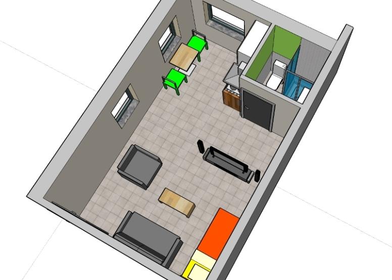 Kleine studio - Ontwikkel een kleine studio ...