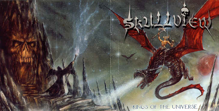 Skullview - Kings Of The Universe