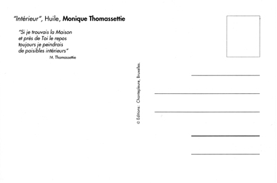 Monique Thomasettie Suite
