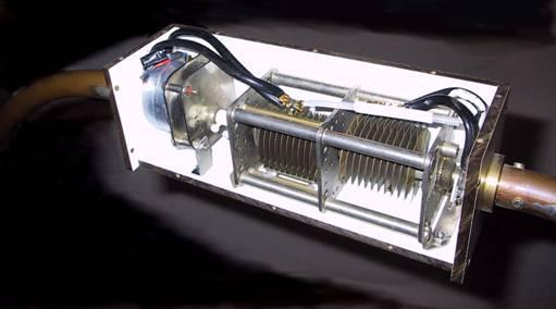 stap continu sturing voor kleine synchroon motoren