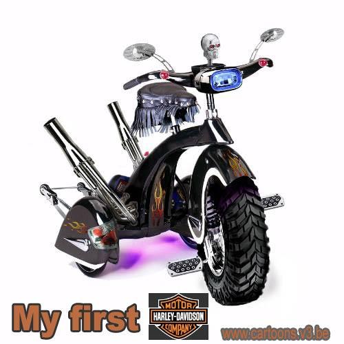 Moto harley davidson humour dessin blague harley davidson - Dessin humour moto ...