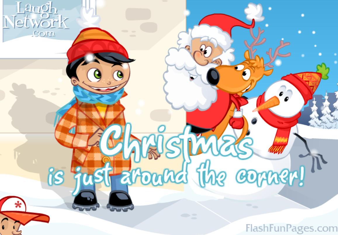 Père Noël ANIMATION