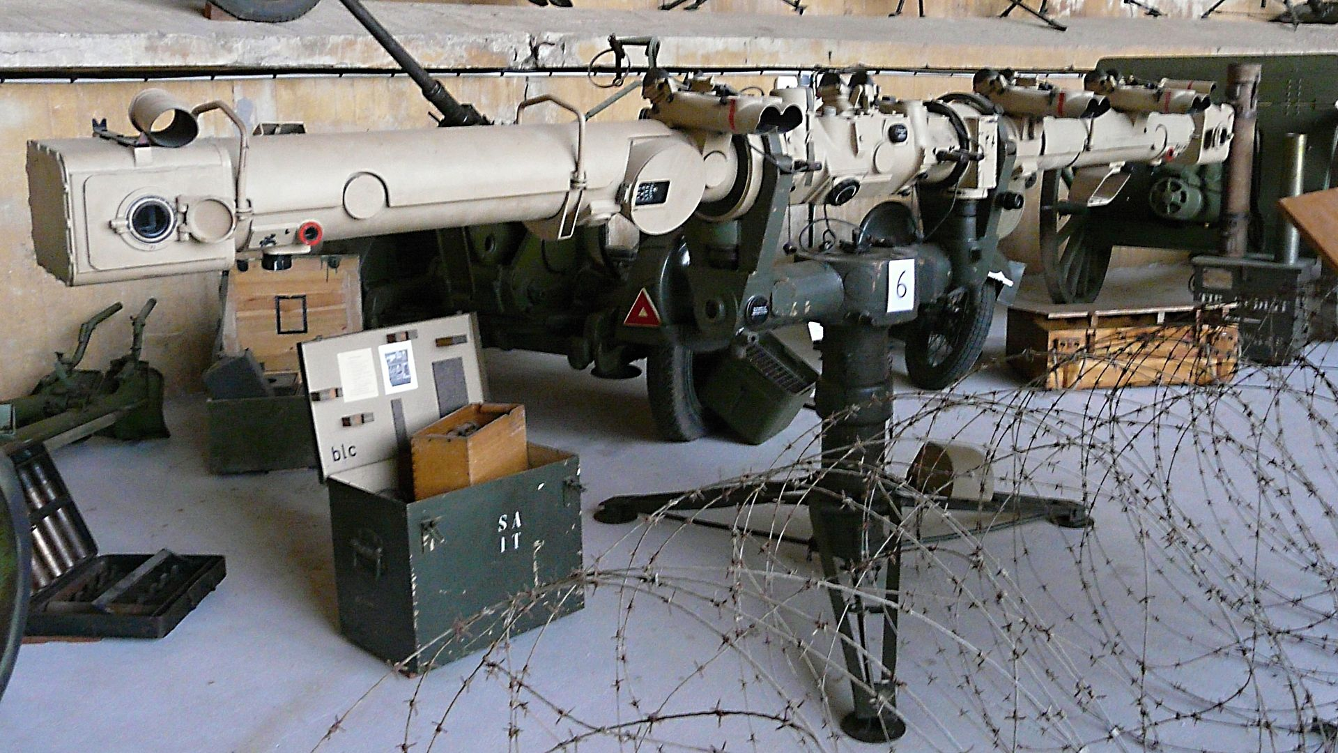 German rangefinder EM4R40
