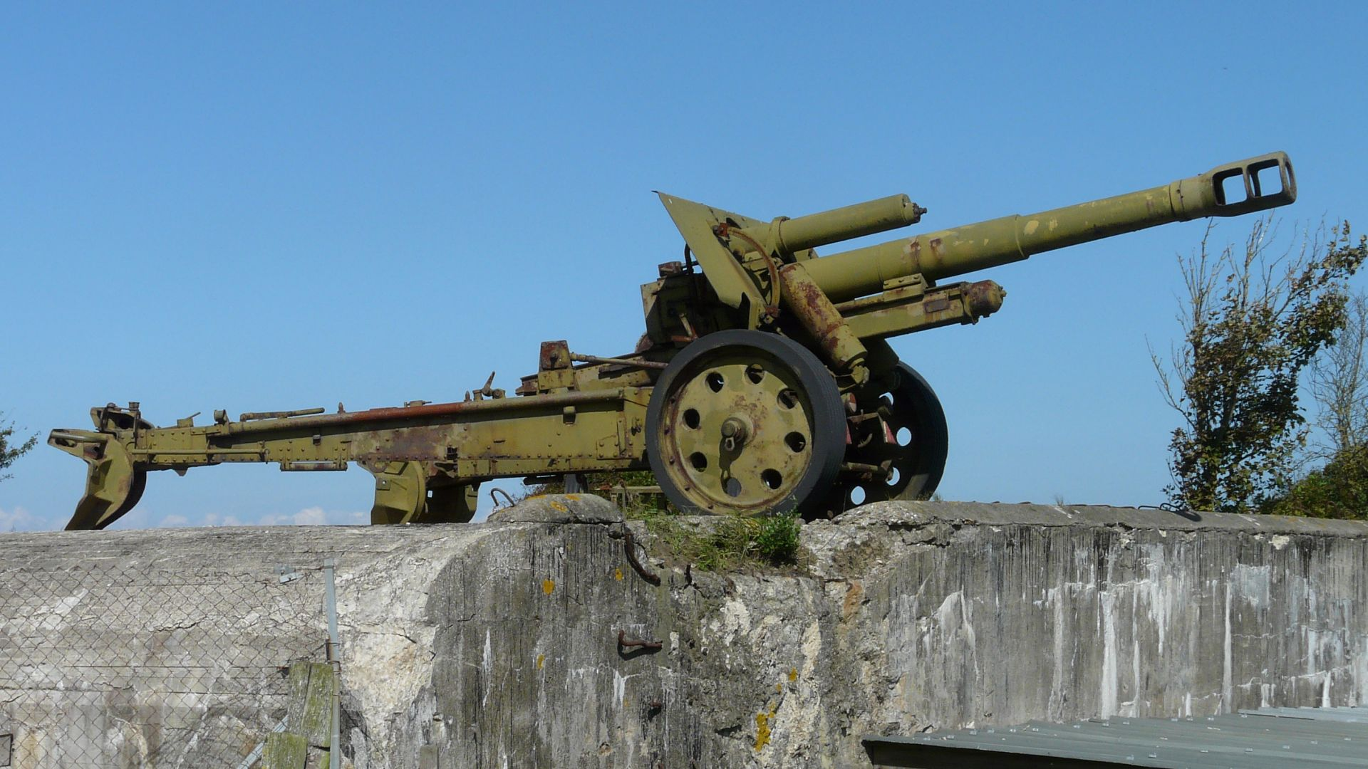 152mm Howitzer.
