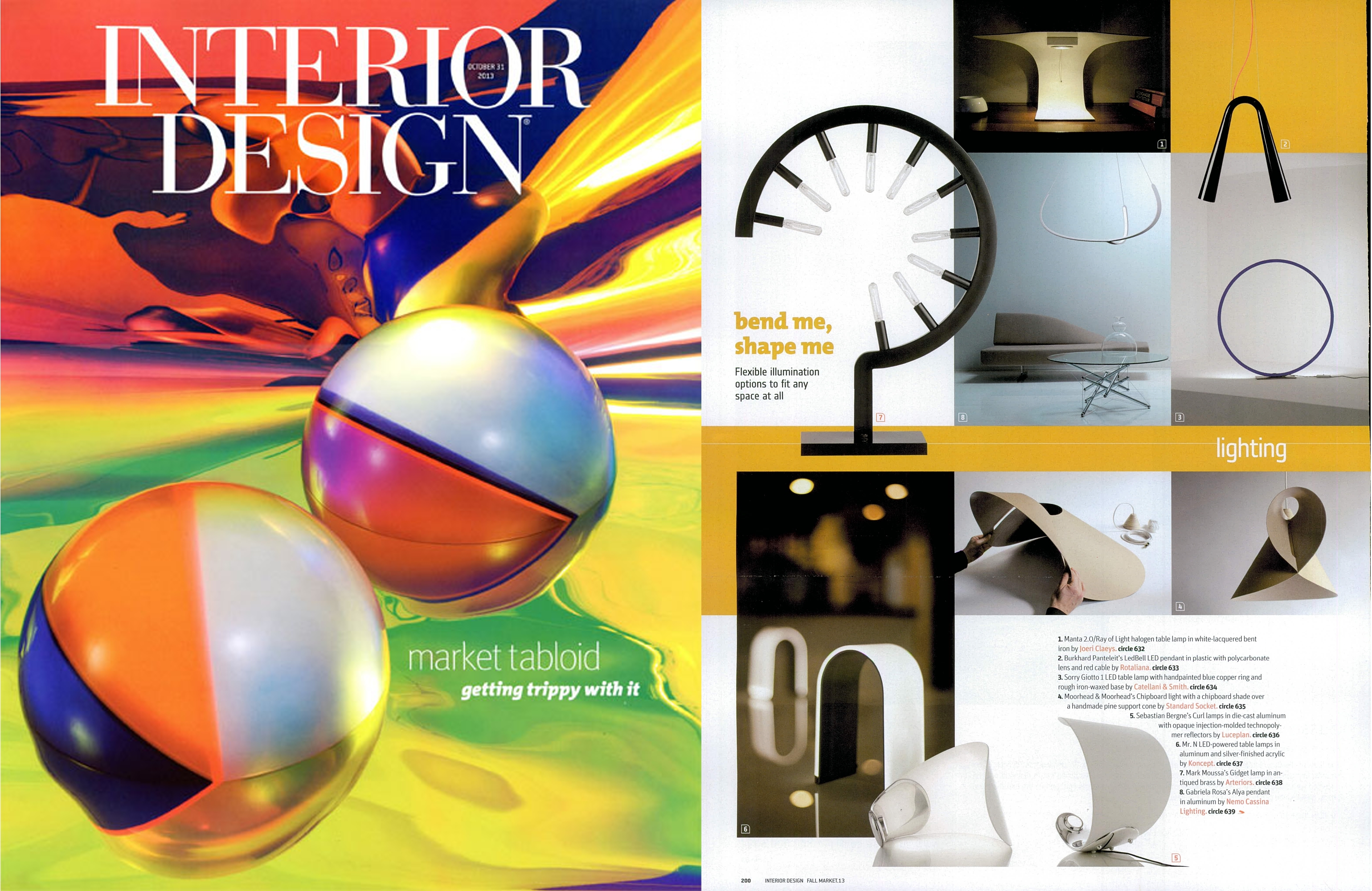 Abstract Art In Interior Design Magazine Joeri Claeys