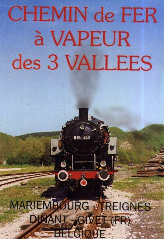 le chemin de fer des trois vall u00e9es