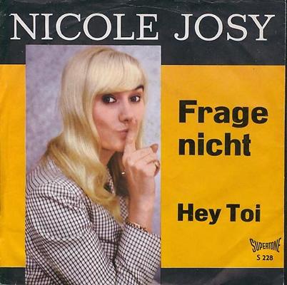 Nicole Josy Jung Sein Aber Du Aber Du