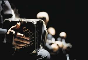tango bandoneon